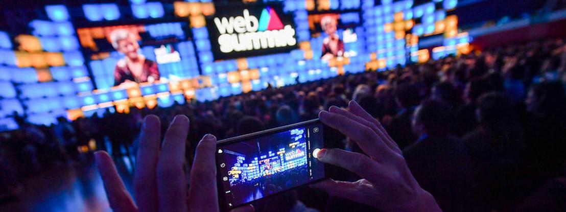 Web Summit: de Edward Snowden aos palcos mais pequenos, estão aqui todos os vídeos