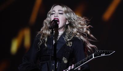 Vida de Madonna vai chegar ao cinema... e a cantora está irritada