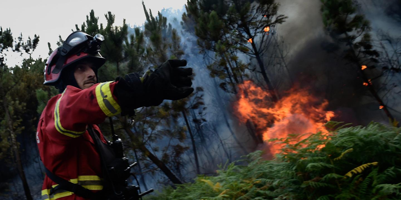 """Risco de incêndios volta a aumentar. Prevê-se """"novo período de tempo seco, sem precipitação"""""""