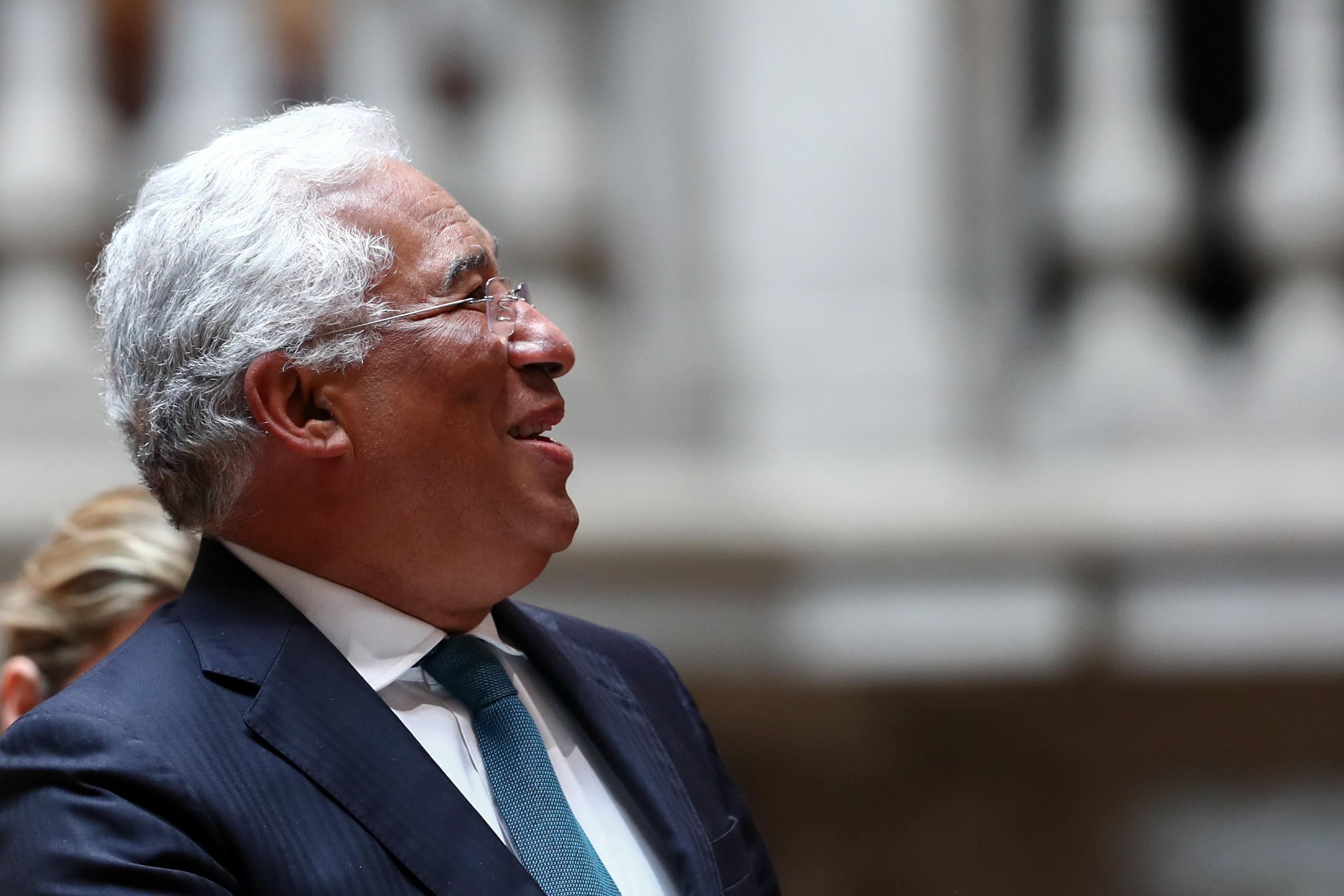 """Costa defende que salários de técnicos superiores são """"problema de Estado"""" para próxima legislatura"""
