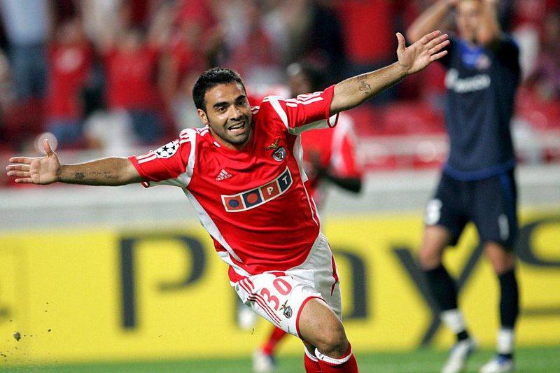 """Miccoli: """"Tive a sorte de ir para o Benfica"""""""
