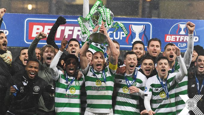 Na Escócia o Celtic vai ser declarado campeão