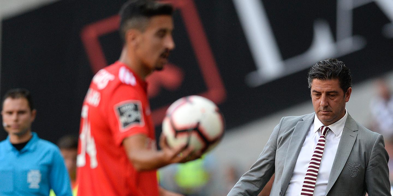 Rui Vitória convoca 20 jogadores para o Benfica-PAOK