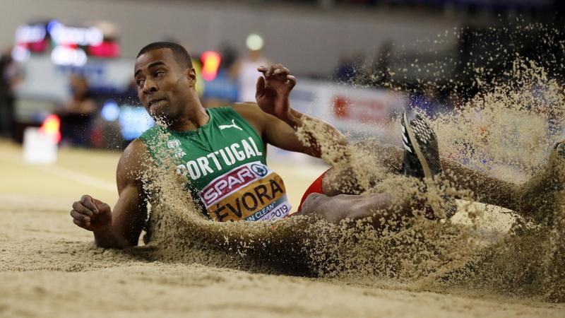 Nelson Évora ambiciona marca dos 18 metros em Tóquio2020
