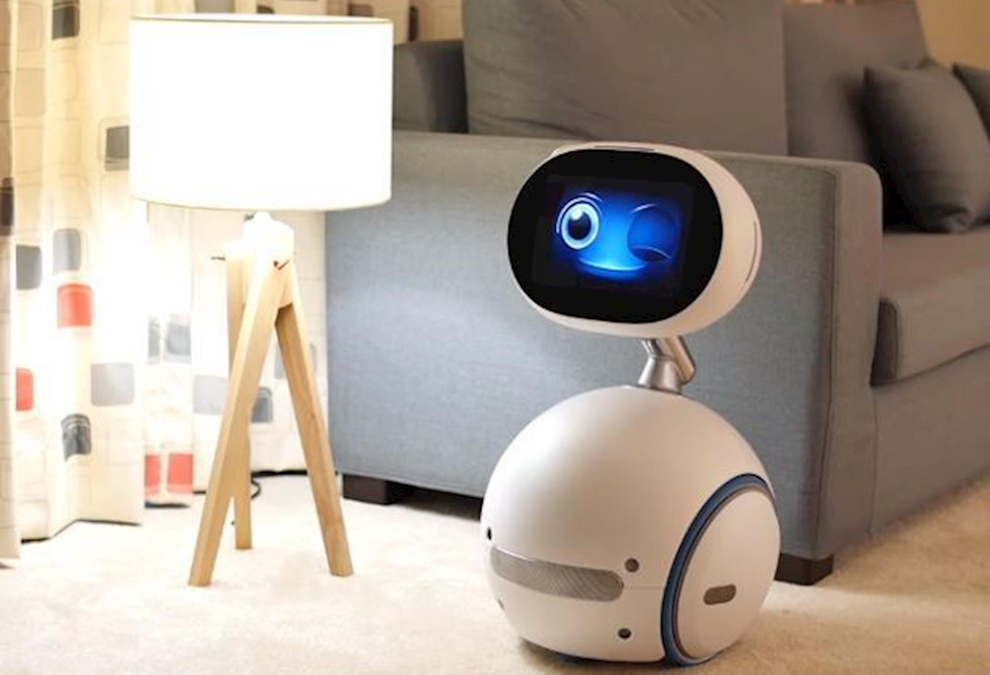 "Família de ""robots domésticos"" pode estar prestes a aumentar com nova proposta da Asus"