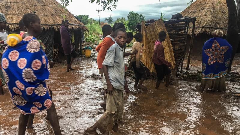 Mais de um milhão de crianças afetadas em Moçambique