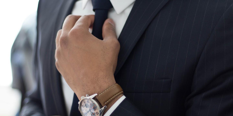 A gravata certa para cada tipo de colarinho
