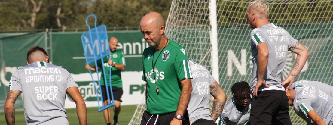 """""""Temos de lutar e ser competitivos, não podemos ter receio"""": Leonel Pontes dá o mote para o jogo com o PSV"""