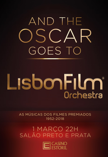 And The Oscar goes to Lisbon Film Orchestra
