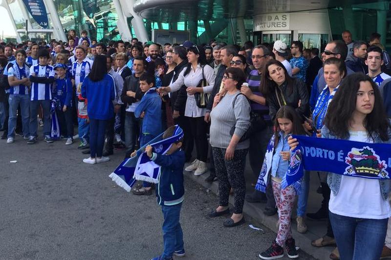 10 mil adeptos esperados no Estádio do Bessa