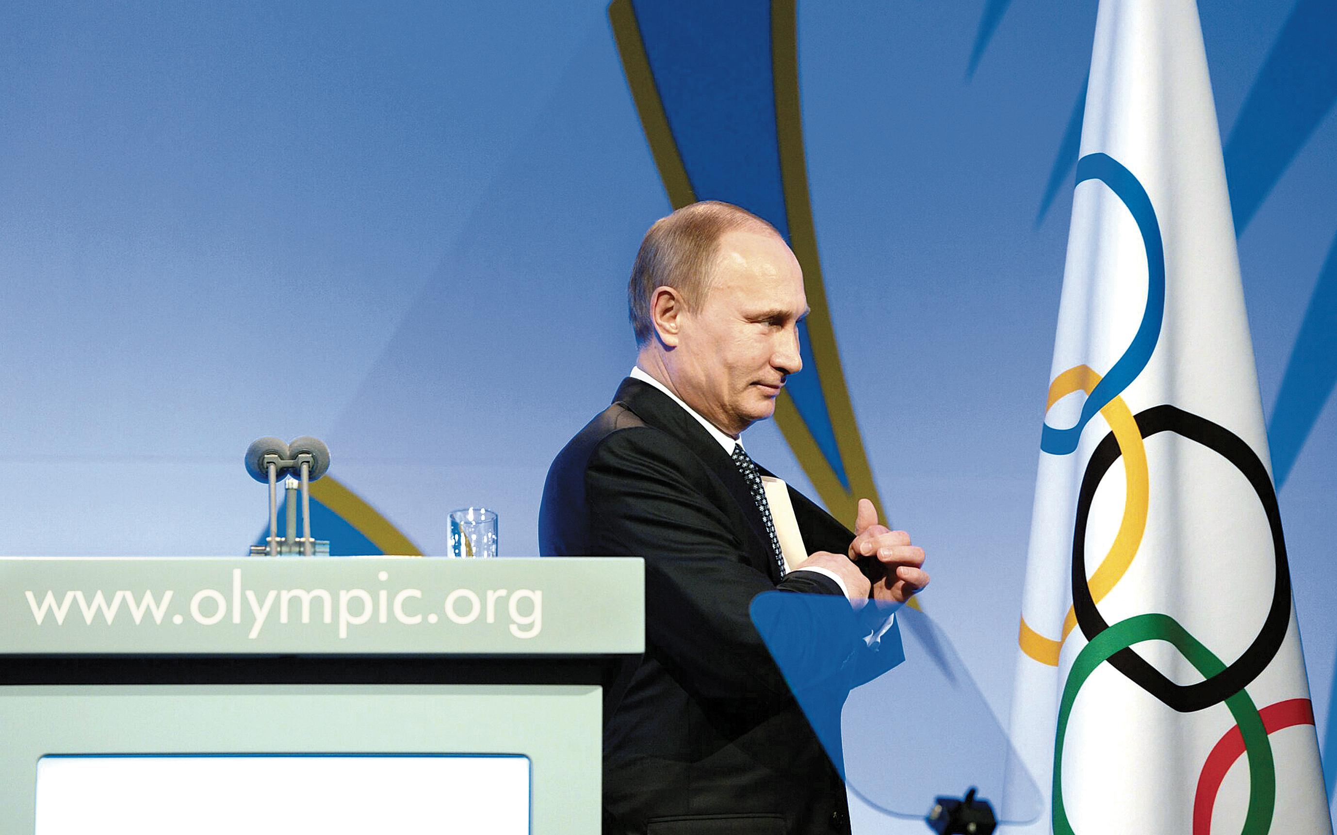 Dopagem na Rússia. Um esquema com raízes profundas