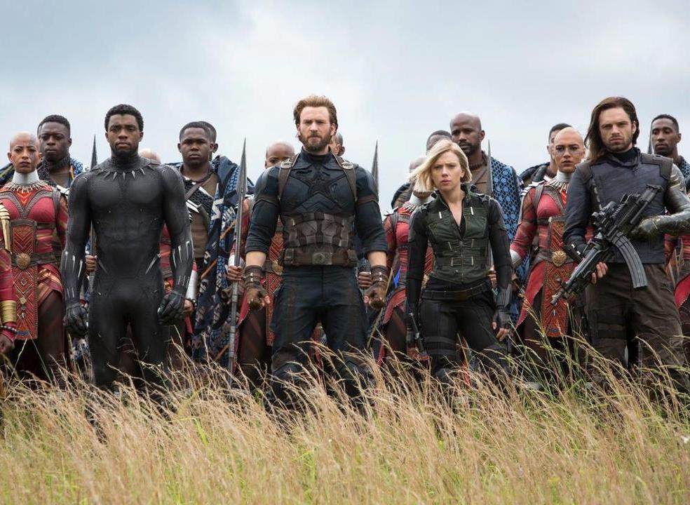 """""""Vingadores: Guerra do Infinito"""": Heróis da Marvel de regresso para o seu maior filme de sempre"""