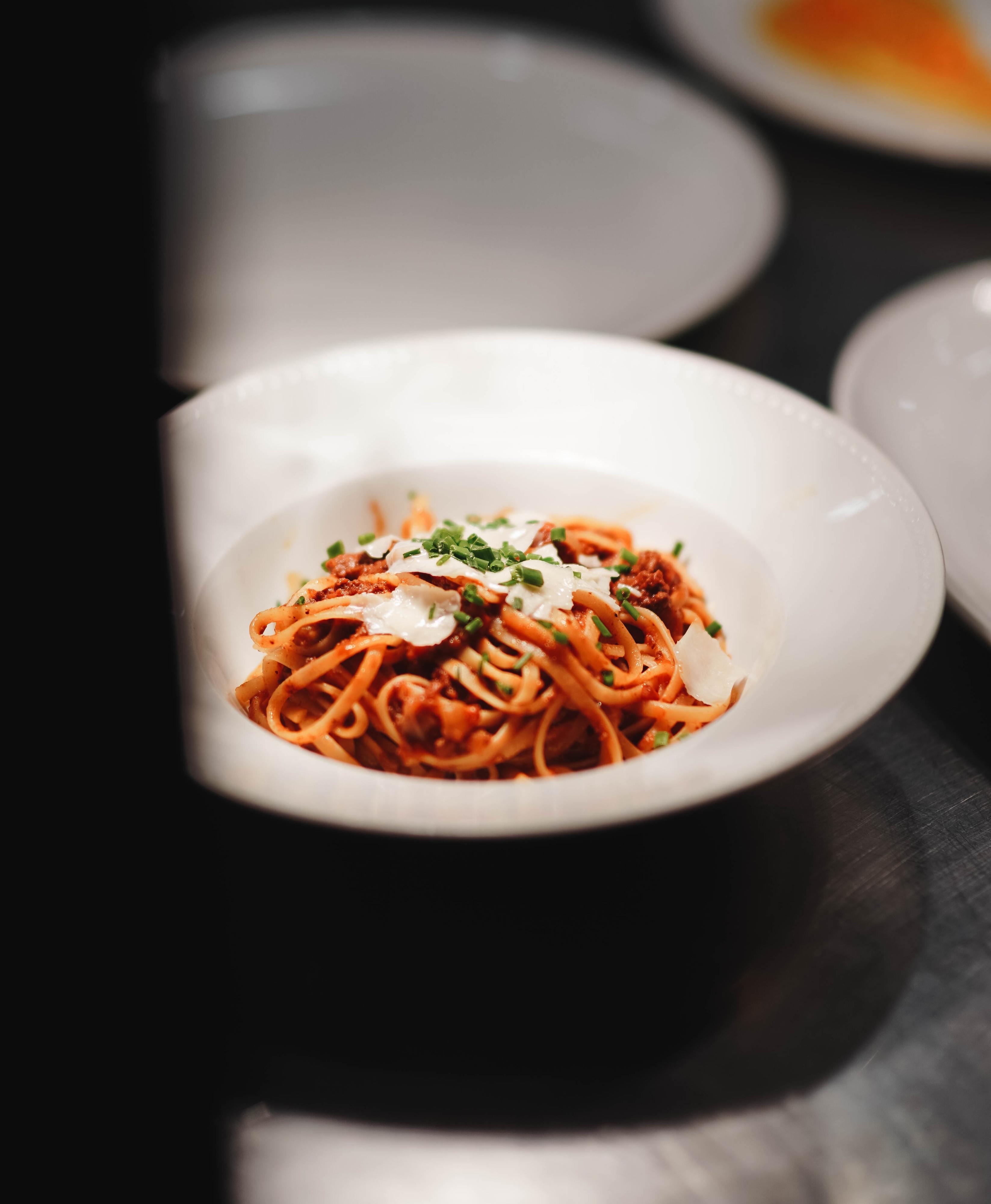 Do fusilli ao penne.  3 receitas de massa criadas por chefs que pode fazer em casa
