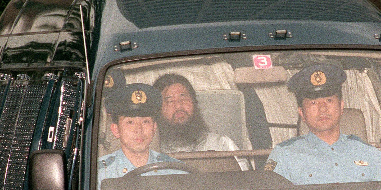Japão prepara-se para executar 13 membros do culto apocalíptico Aum Shinrikyo