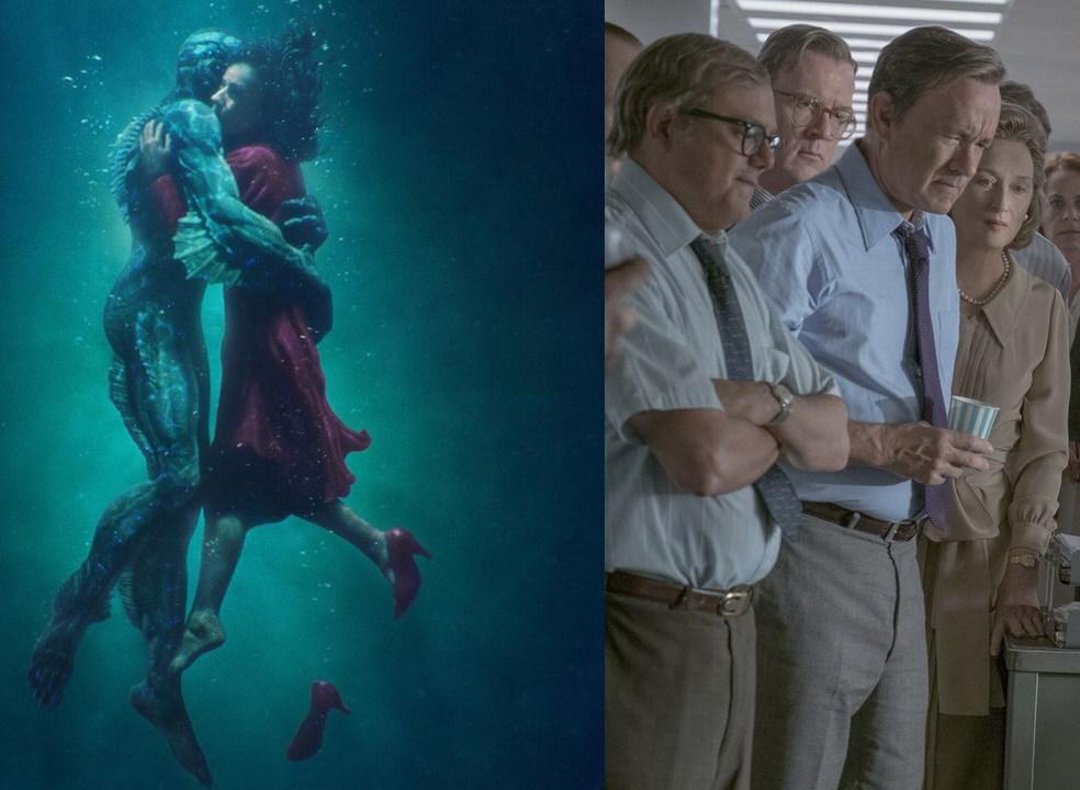 Globos de Ouro: Os trailers dos nomeados para Melhor Filme