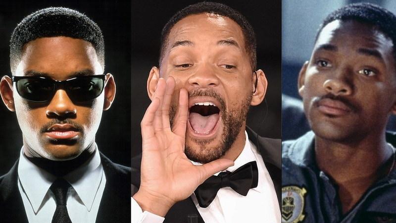 """Will Smith faz 50 anos: de """"Homens de Negro"""" a """"Dia da Independência"""", todos os papéis do ator"""