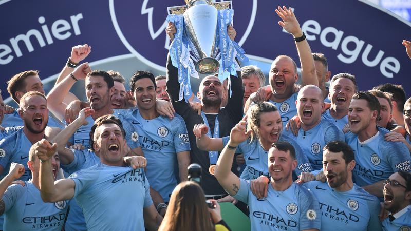 Saiba quanto a Premier League vai pagar a cada clube. City foi o campeão, mas há quem receba mais