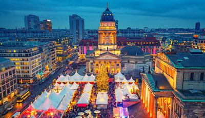Já anda à procura de presentes? Ofereça viagens surpresa a mercados de Natal na Europa