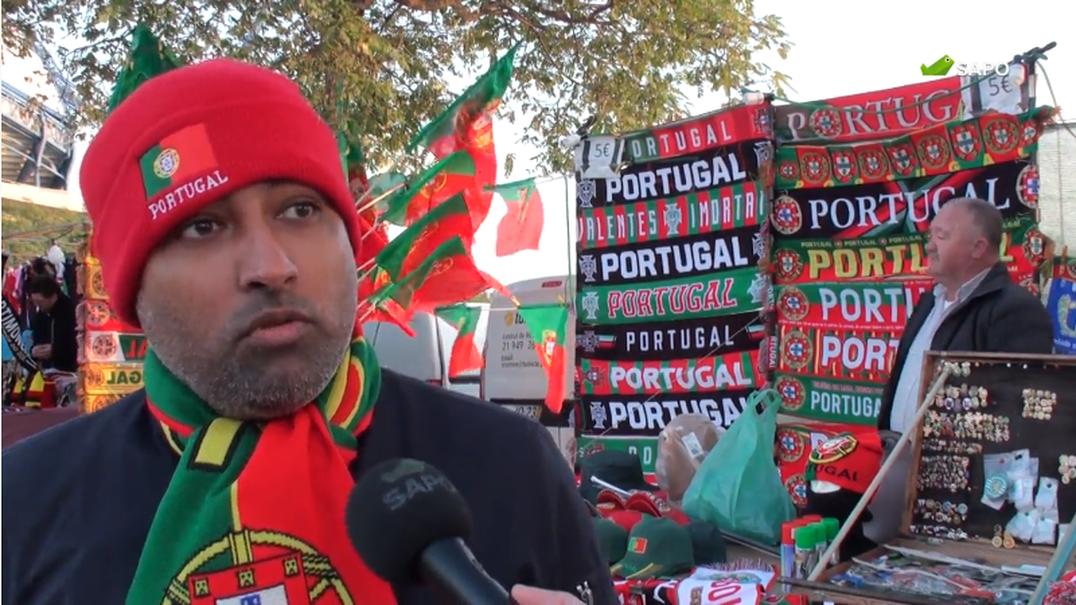 O 2 em 1 perfeito: Venceram a Diwali Cup e agora vão ver o Portugal-Lituânia