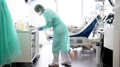 Elogiar uma unidade de saúde em tempo de Pandemia
