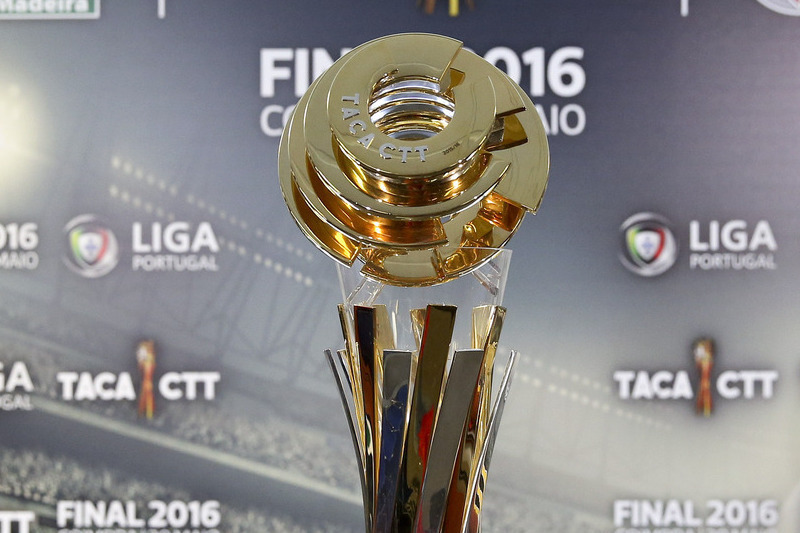 Bilhetes para a final da Taça da Liga custam cinco euros