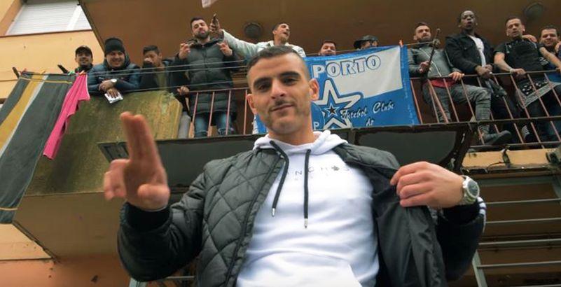 Armas e drogas: rapper francês grava videoclip polémico no Porto e torna-se viral