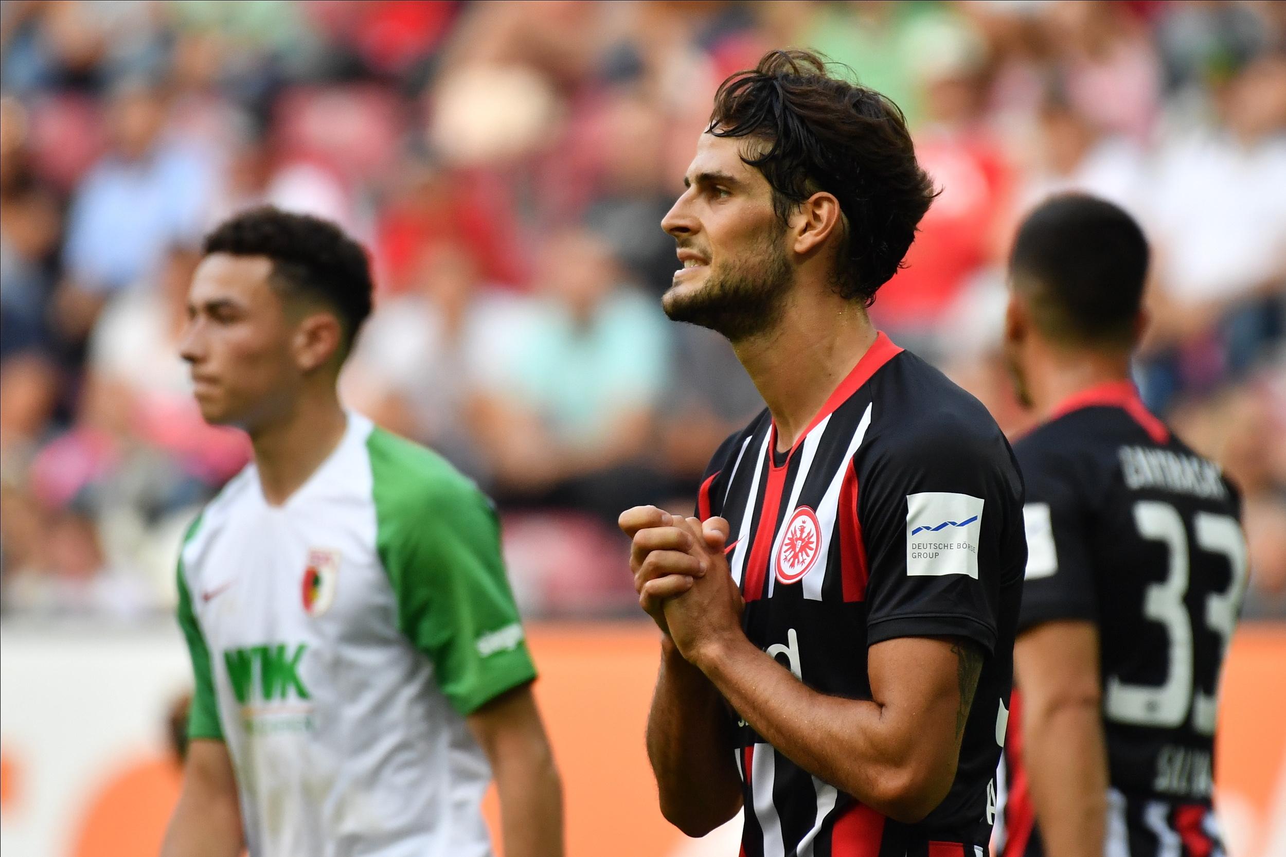 """""""Gonçalo Paciência vai ser muito importante para o Eintracht"""""""