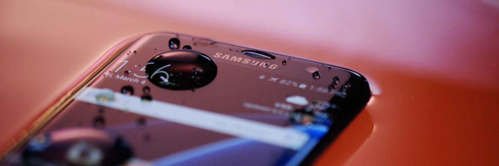 Samsung lança novo S7 Edge em homenagem ao falecido Note 7