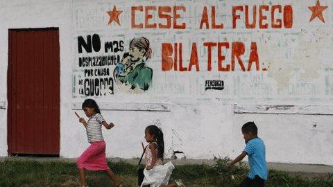 FARC decreta cessar-fogo para a mesma hora da trégua do Governo