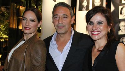 """""""A Impostora"""": protagonistas de novela da TVI gravam cenas no Chile"""