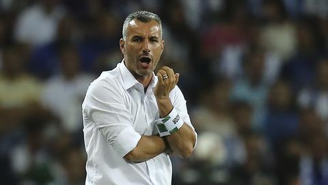 """Ivo Vieira: """"Os golos que sofremos foram muito permitidos"""""""