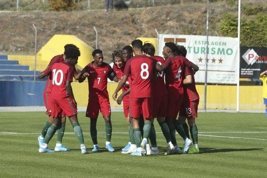 Portugal volta a vencer Itália em jogo particular de sub-19