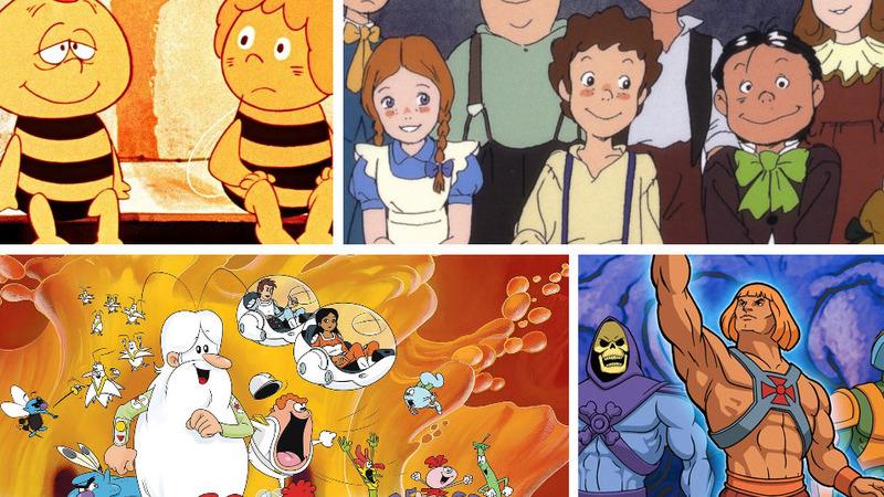 Quiz: Quais os desenhos animados preferidos dos anos 80 e 90?