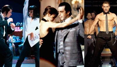 """De """"Perfume de Mulher"""" a """"Pulp Fiction"""": 40 grandes danças dos filmes"""