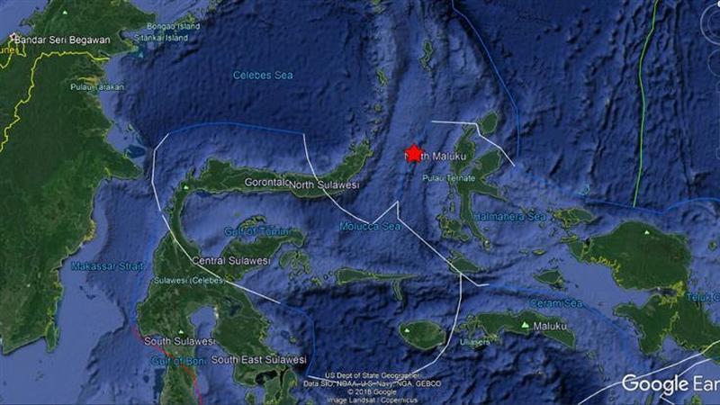 Sismo de magnitude 7.4 registado na Indonésia, alerta de tsunami ativado