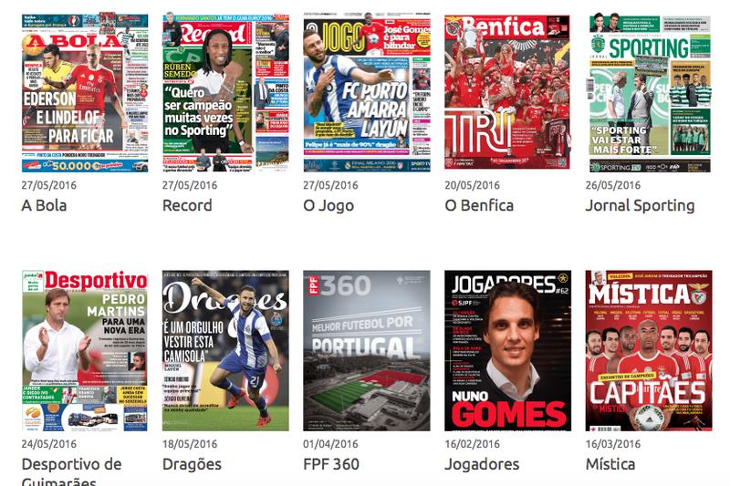 Benfica e FC Porto querem agarrar 'pérolas'