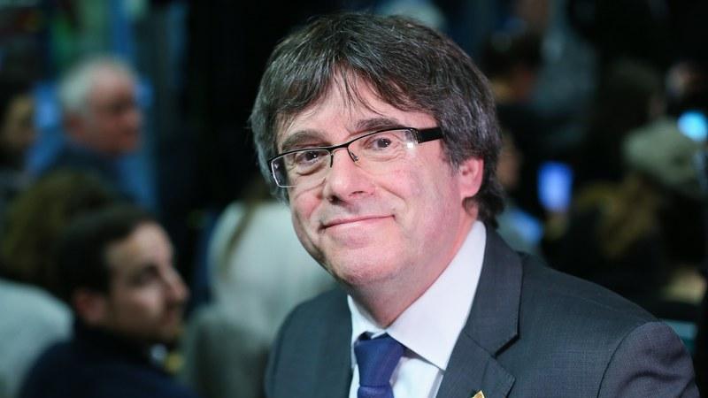Catalunha. Espanha tentará prender Puigdemont, se ele for para a Dinamarca