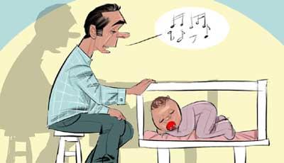 Dia mundial do sono do bebé