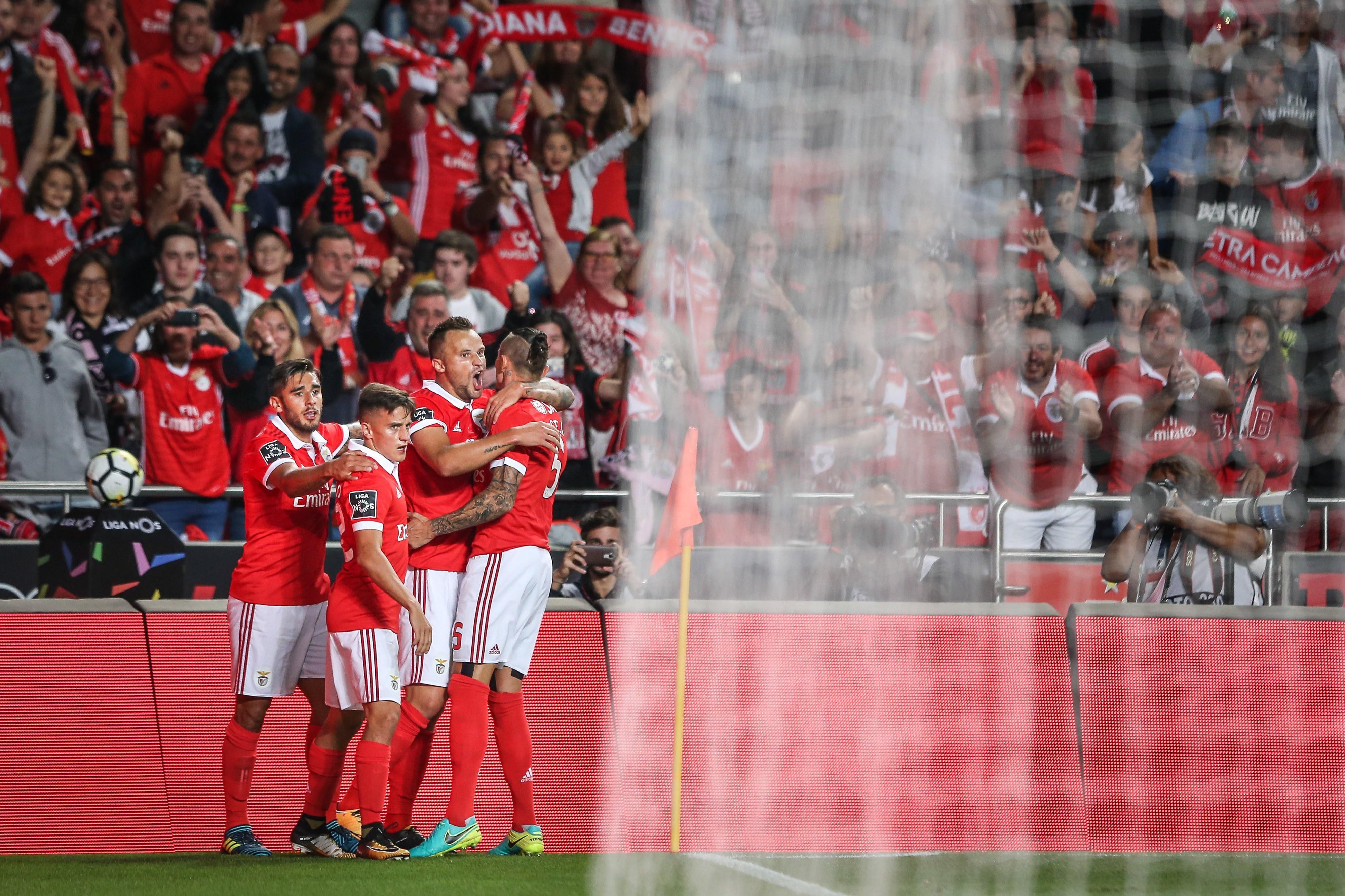 Benfica e Vitória de Setúbal disputam acesso aos 'oitavos' da Taça de Portugal