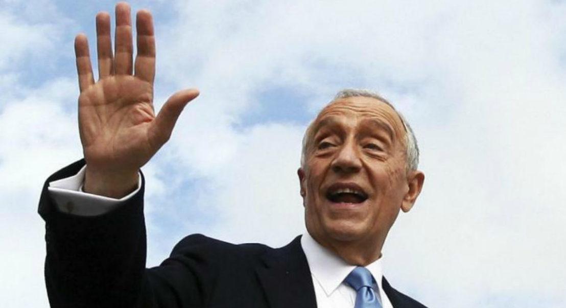 Sondagem: Marcelo tem quatro vezes mais votos do que todos os outros candidatos juntos