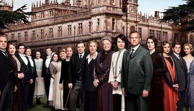 """""""Downton Abbey"""": regresso no cinema já tem data de estreia"""