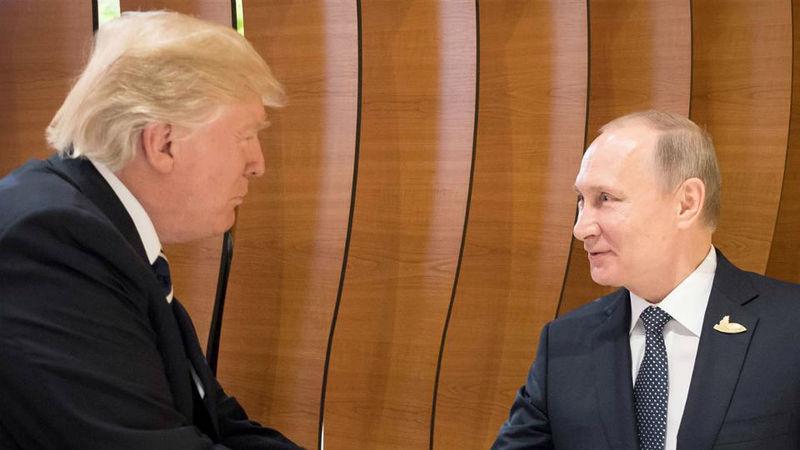 Putin ameaça atingir os Estados Unidos se Trump colocar novos mísseis na Europa