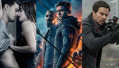 Quase todos de acordo: estes estão entre os piores filmes de 2018