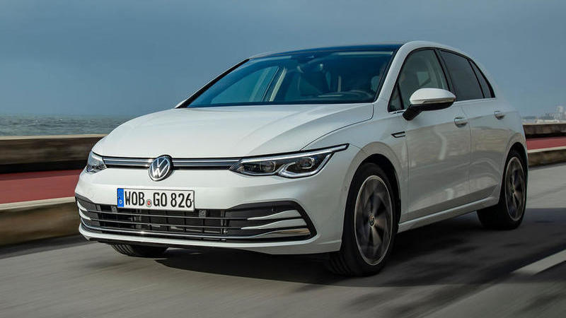 Volkswagen recomeçou as entregas do Golf depois de resolver o problema de software