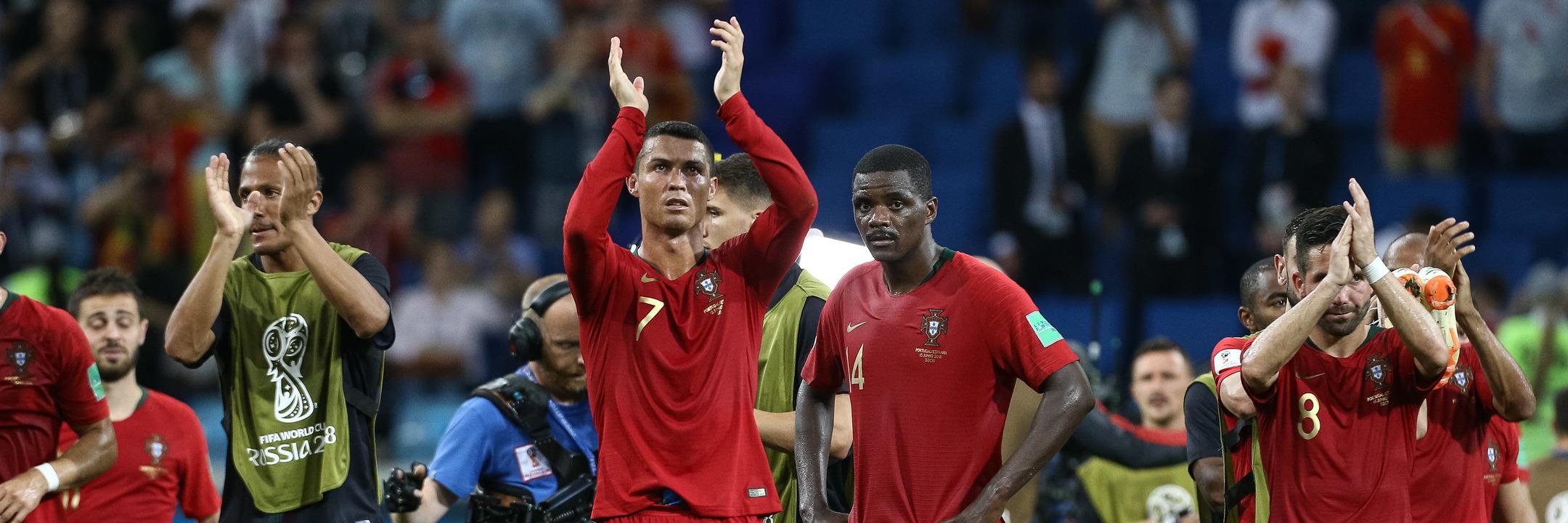 Mundial 2018: Portugal e Espanha 'afinam pontaria' para ganhar grupo B