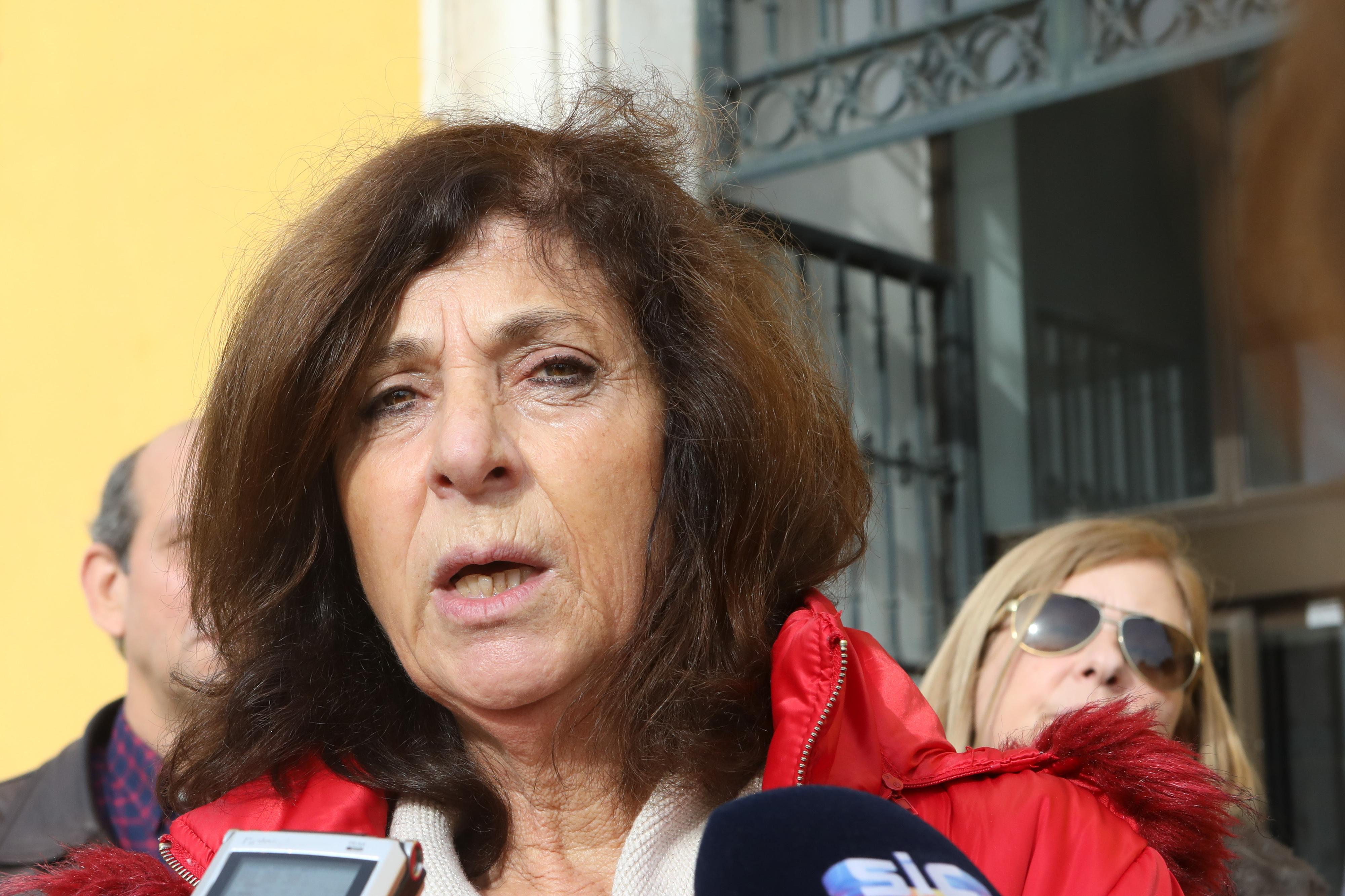 Frente Comum entrega petição no parlamento com mais de 26 mil assinaturas