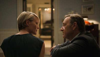 """""""House of Cards"""": tensão entre Frank e Claire aumenta no novo teaser"""