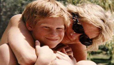 William e Harry divulgam fotos e vídeos inéditos de Diana