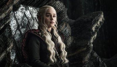 """Daenerys: Emilia Clarke já se despediu de """"A Guerra dos Tronos"""""""