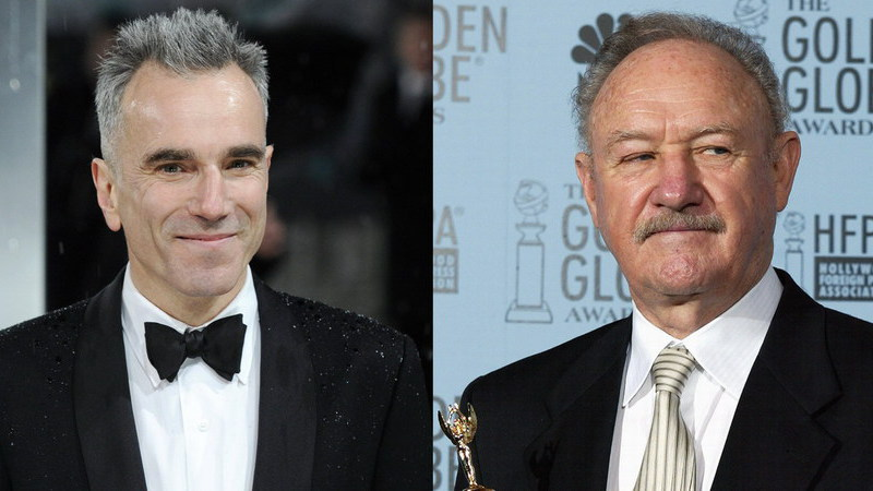 De Daniel Day-Lewis a Gene Hackman: Os atores que viraram as costas a Hollywood